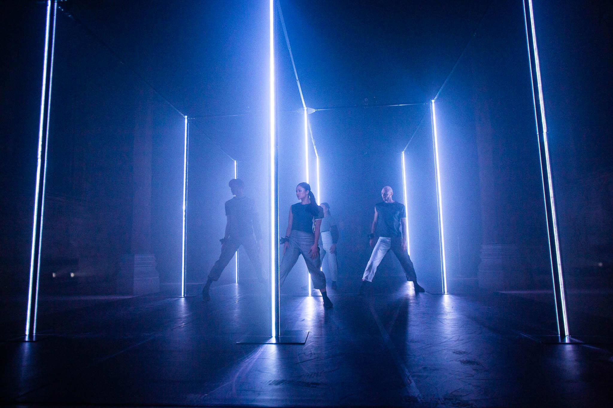 Alexander Whitley Dance Company - Strange Stranger World Premiere at York Mediale 2018 © Sodium-008