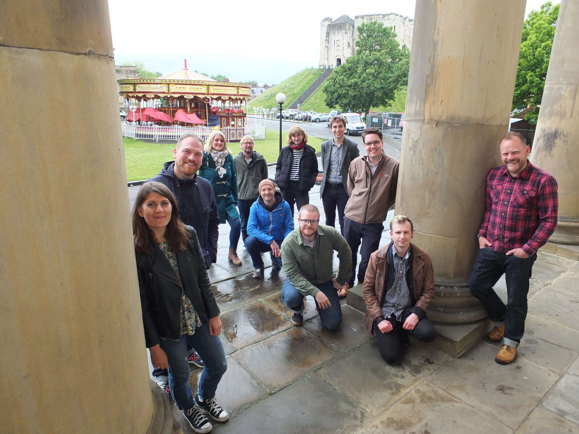 Castle Gateway — York Mediale