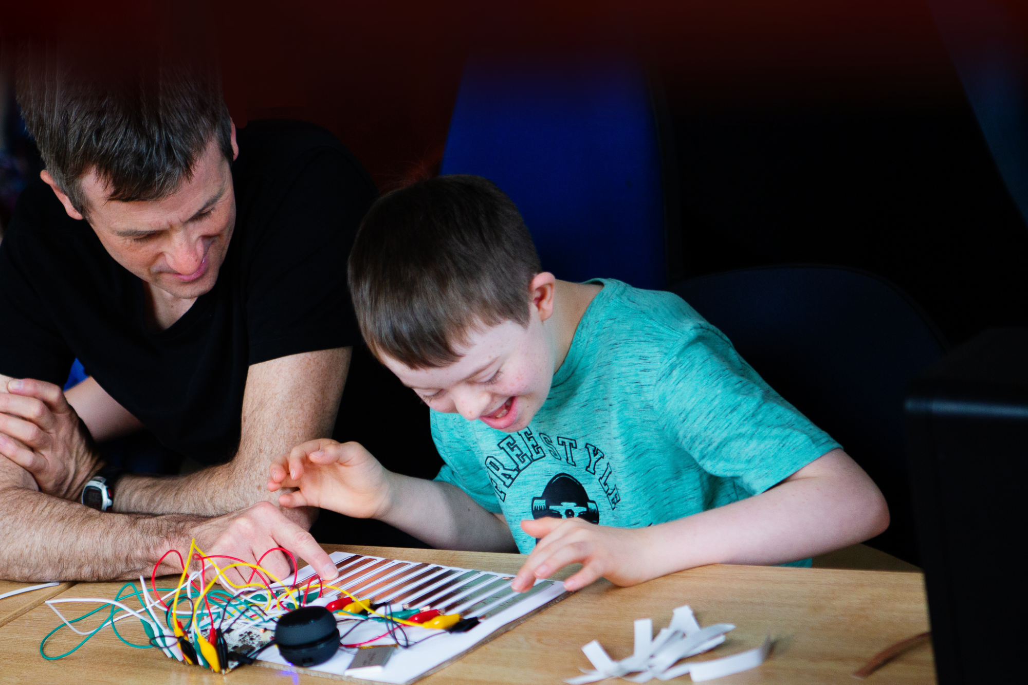 Inclusive Music Holiday Club with Accessible Arts & Media © York Mediale