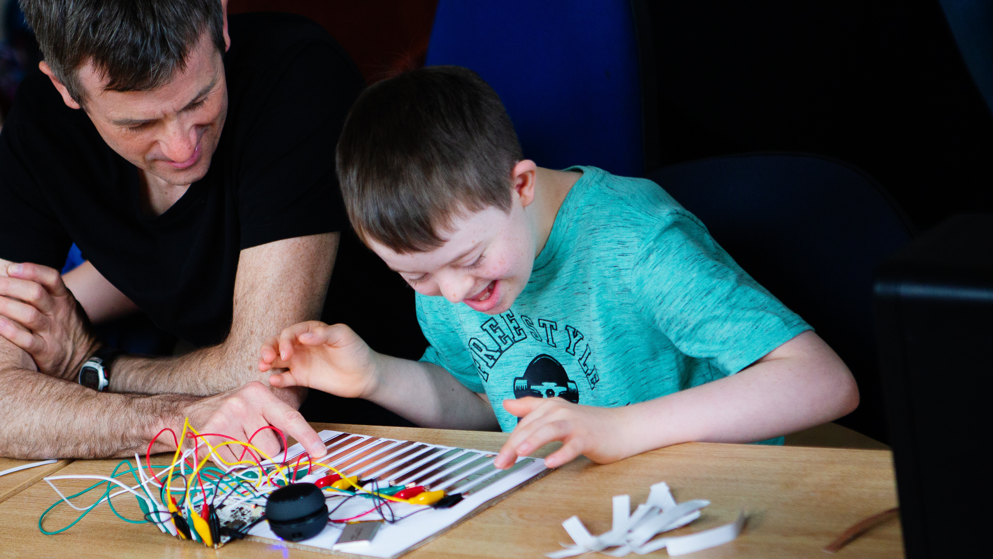 Inclusive Music Holiday Club with York Mediale 2018 © York Mediale