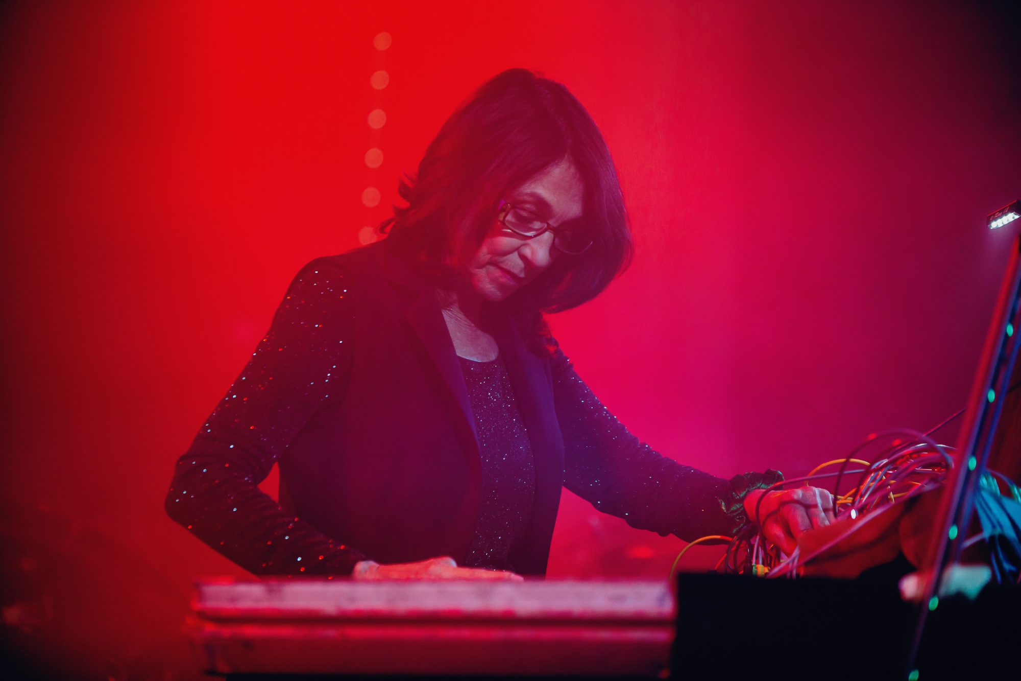Suzanne Ciani at St Michael le Belfrey © York Mediale