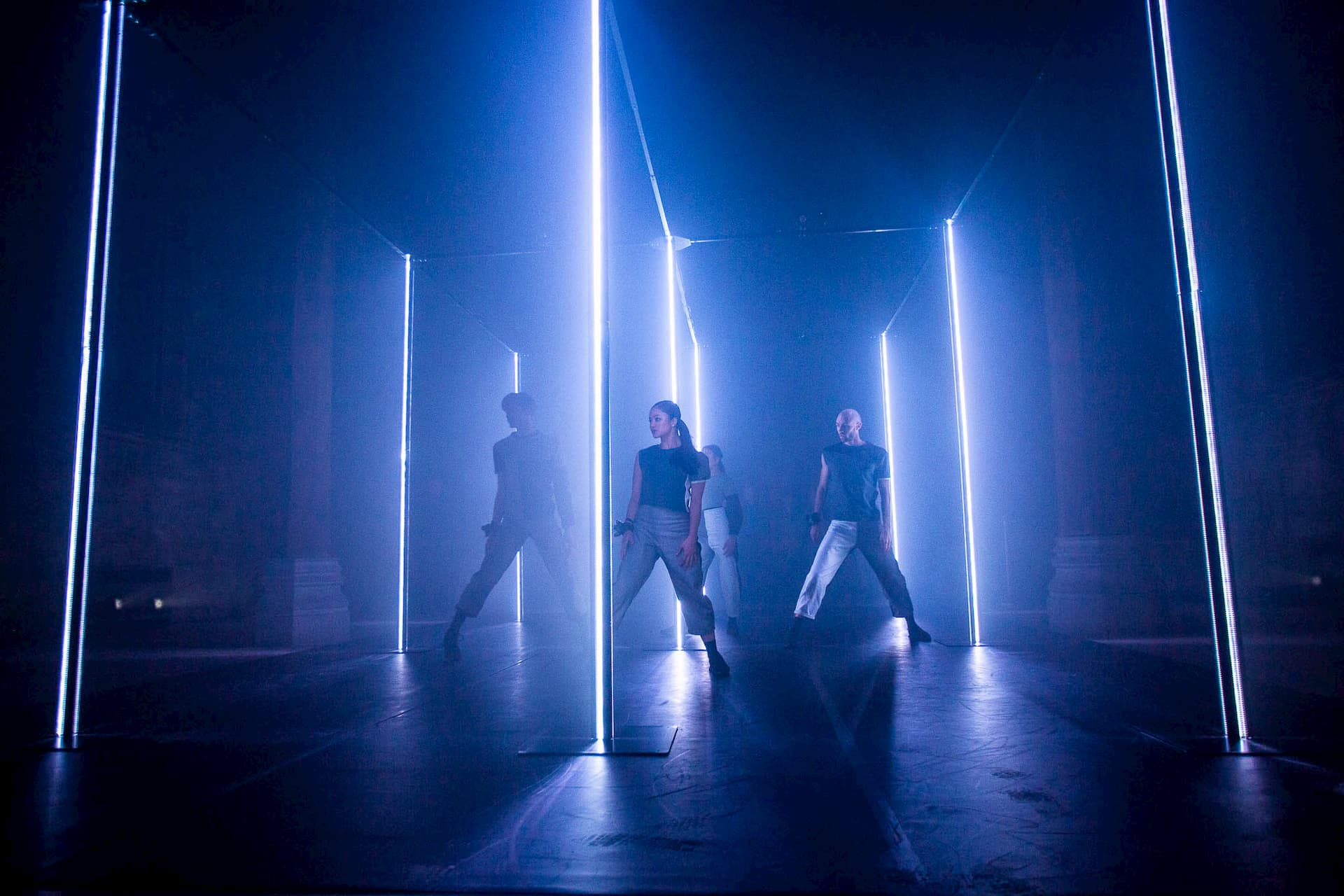 Alexander Whitley Dance Company - Strange Stranger world premiere at York Guildhall © York Mediale