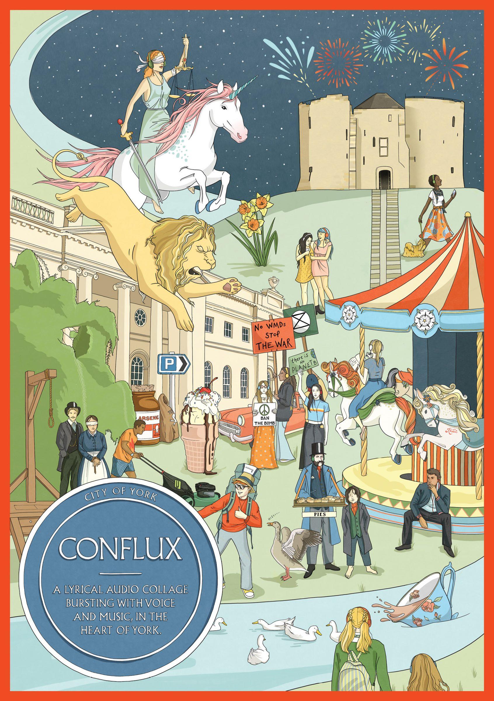 Conflux — York Mediale