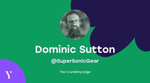 Dominic Sutton - The Crumbling Edge (DotYork 2018)