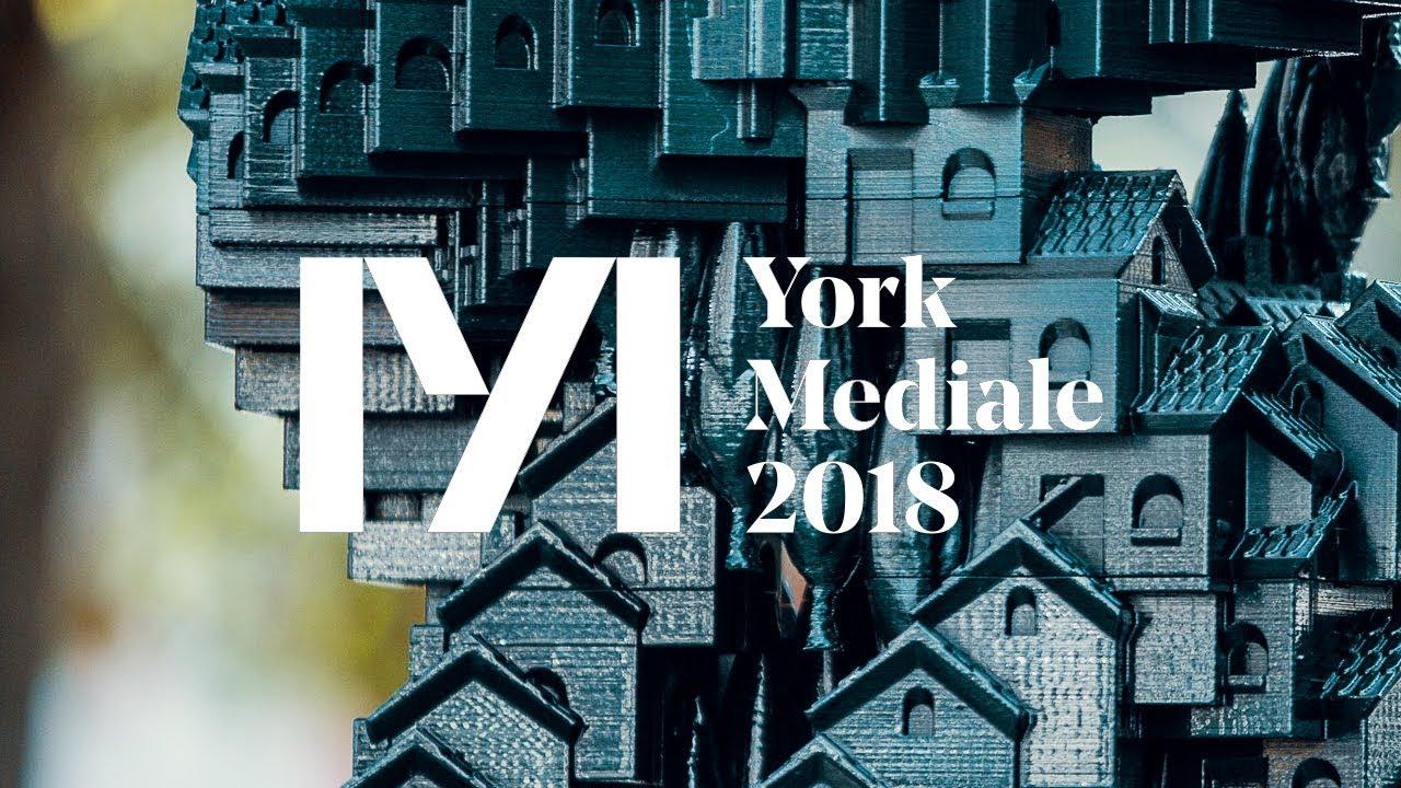 York Mediale 2018 — York Mediale